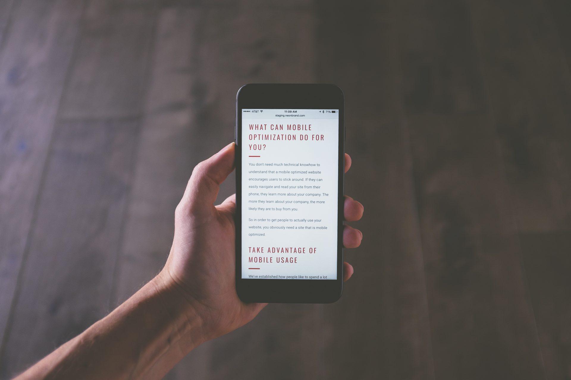 iphone-mobile-optimization